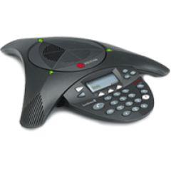 Système d'audioconférence Polycom SoundStation 2 NE.