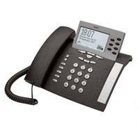 Tiptel 274 Tél-répondeur, connexion USB pour répertoire 250 noms x 3 n° et CTI, prise DHSG