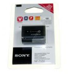 Batteries rechargeables Sony NP-FV50