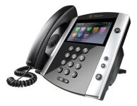 VVX 600 16-line Business Media Phone with built-in Bluetooth and HD Voice. Compatible Partner platforms: 20. POE. Ships without power supply.