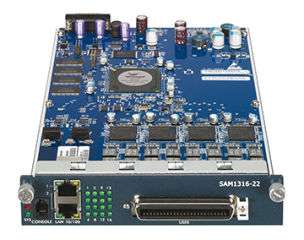 Module 16 ports G.shdsl.bis ATM/EFM
