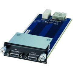 Module 2 ports CX4 10Gbps pour XGS45xx ou MI7526F