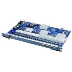 Carte VDSL2 24 ports. Connecteurs Telco RJ-21 - Compatible IPv6