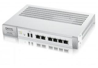 Contrôleur WiFi + 2 WAN Gbps + 4 LAN Gbps + licence de gestion 8 AP incluse (possibilité de gérer ju