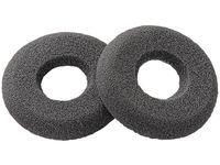 SPARE ear cushions donut black x25