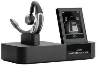 Jabra MOTION OFFICE UC? commande vocale en Anglais, Technologie Bluetooth pour téléphonie Mobile & P