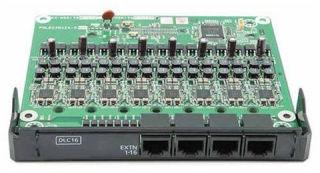 16ports DPT I/F card, Support KX-DT300/KX-DT7600 series DPT