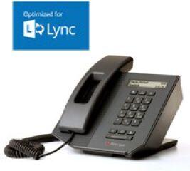 CX300 R2 USB Desktop Phone for Microsoft Lync. Includes 6ft/1.8m USB cable.