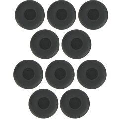 Jabra EVOLVE Coussinets simili cuir pour Evolve 20-65 (Pack de 10 pcs)