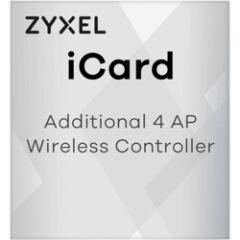 Licence management de 4 points d'accès WiFi supplémentaires pour firewall USG, ZyWALL (nécessite FW