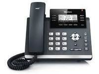 SIP-T42G, Ultra-elegant Gigabit IP Phone