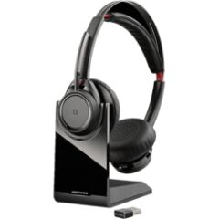 VOYAGER FOCUS UC BT HEADSET,B825-M,WW
