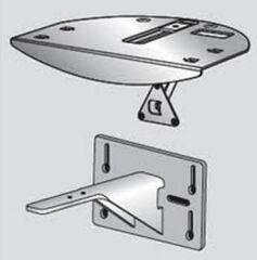 Mounting bracketshelf solution for EagleEye Director, EagleEye HD, EagleEye III, EagleEye View and E
