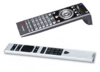 RealPresence Group Series Remote Control for use with Group Series codecs. Includes 1 USB rechargeab