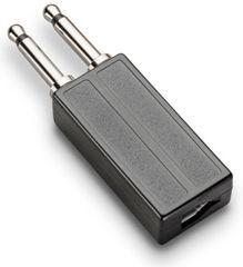SPARE plug AMP adapter