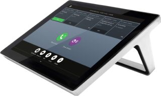 Polycom RealPresence Touch with silver trim for use with Group Series models. Requires PoE network c