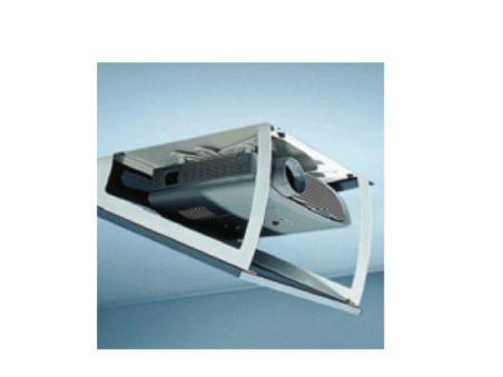 PHANTOM - Système d'intégration complète en faux plafond - modèle B découpe plafond : 54 x54 cm, hau