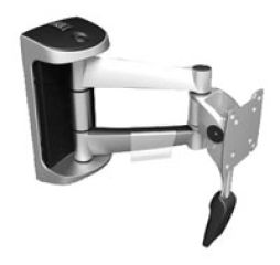 MOVIK wall bracket with 2 articulations