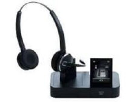 Jabra PRO 9460 (version binaurale) - Optimisé pour Microsoft Lync