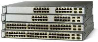 Switch Catalyst 3750 24 Gigabit ports