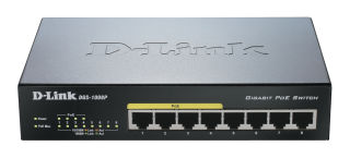 8-port Unmanaged Switch
