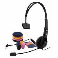 Doro HS125 est un micro-casque ultra-léger au design raffiné assorti de détails qui vous permettent