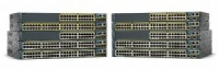 Switch Catalyst 2960 24 Fast Eth. Ports and 2 Gig. uplinks