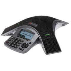 Système d'audioconférence IP Polycom SoundStation IP5000. Livré sans alimentation.