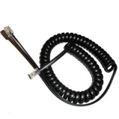 Cordon combiné RJ9/RJ9 350mm pour les postes Alcatel-Lucent IP Touch et Digital (x10)