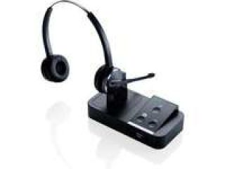 Micro casque sans fil DECT Jabra PRO 9450 Duo.