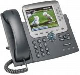 Cisco UC Phone 7975G with 1 RTU license