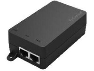 Adaptateur PoE, CA 100V~260V input, 802.3af/at output, Gigabit Ethernet